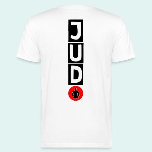 Motiv Judo Japan - Männer Bio-T-Shirt