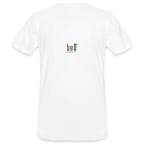 be0 tshirt - T-shirt ecologica da uomo