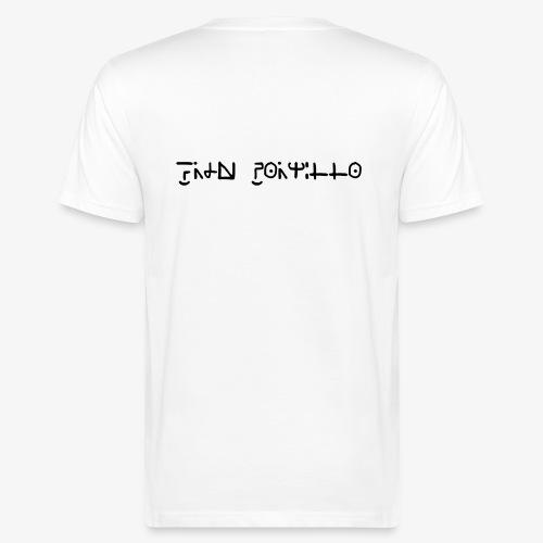 Fran Portillo (runas Alrlok) - Camiseta ecológica hombre