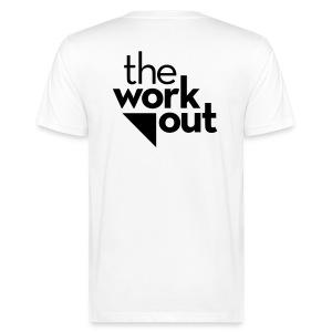 the WORKOUT - T-shirt ecologica da uomo