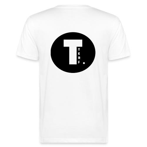 T by Tyers Logo au dos - T-shirt bio Homme