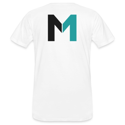 Logo M - Männer Bio-T-Shirt
