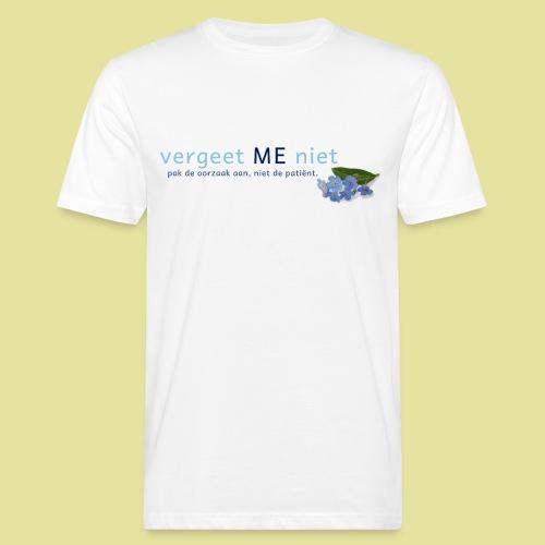 Dames T-shirt wit Vergeet ME niet - Mannen Bio-T-shirt