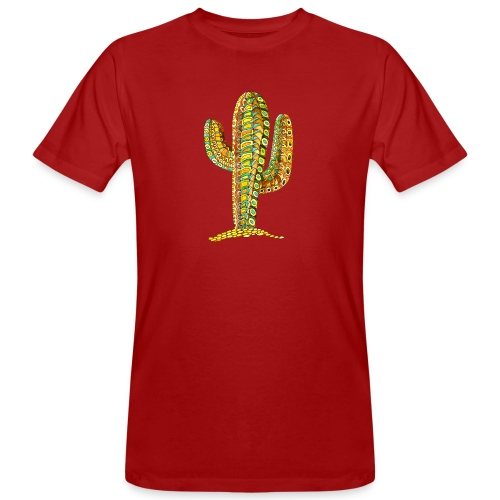 Le cactus - T-shirt bio Homme