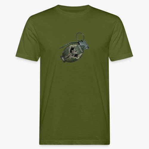 OutKasts Grenade Side - Men's Organic T-Shirt