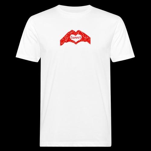 Sonnit Valentines - Men's Organic T-Shirt