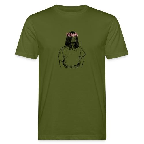 ALYSIAN OUTLINE - T-shirt ecologica da uomo