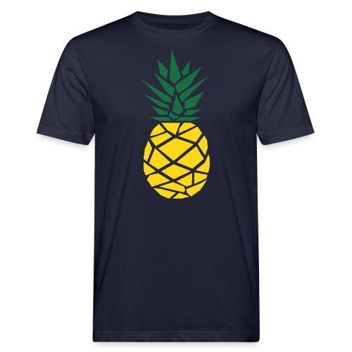 Pineapple - Mannen Bio-T-shirt