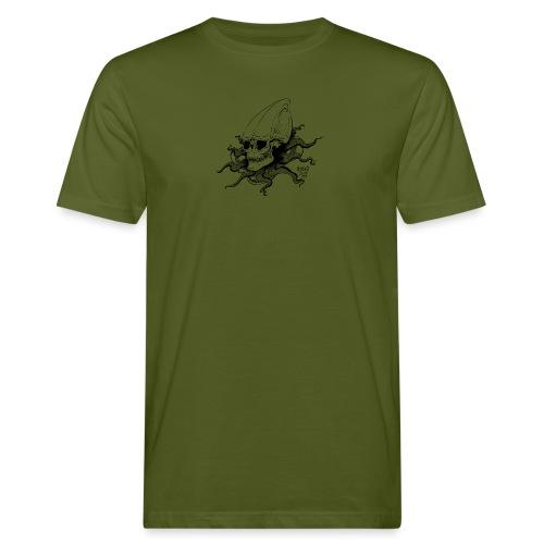 Alien BONE SQL - Ink - Men's Organic T-Shirt