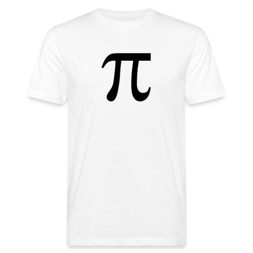 pisymbol - Mannen Bio-T-shirt