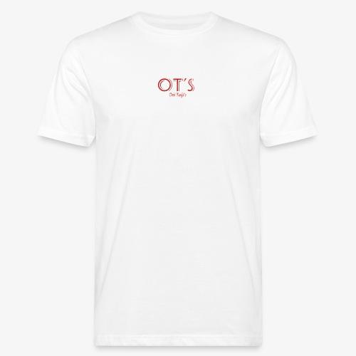 OT's - T-shirt bio Homme