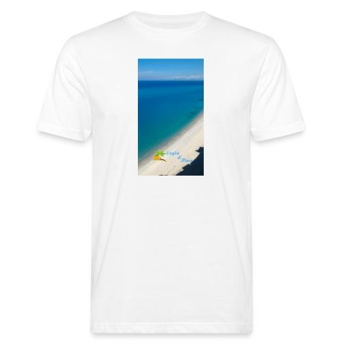 Tropea mare - T-shirt ecologica da uomo