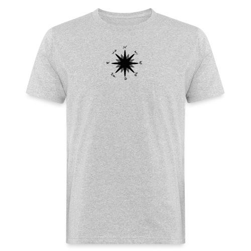 Compass bussola - T-shirt ecologica da uomo