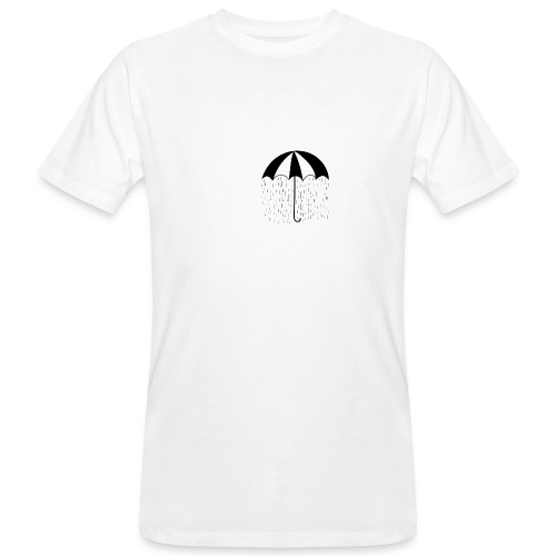 Umbrella - T-shirt ecologica da uomo