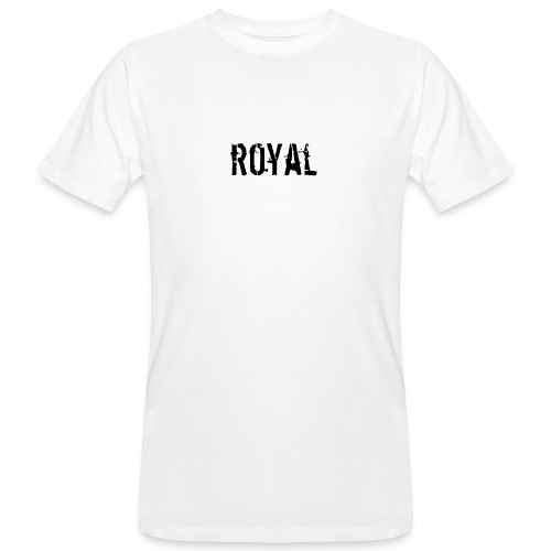 RoyalClothes - Mannen Bio-T-shirt
