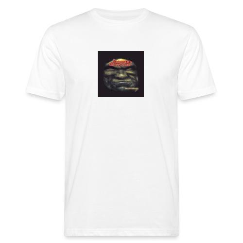 Hoven Grov knapp - Men's Organic T-Shirt