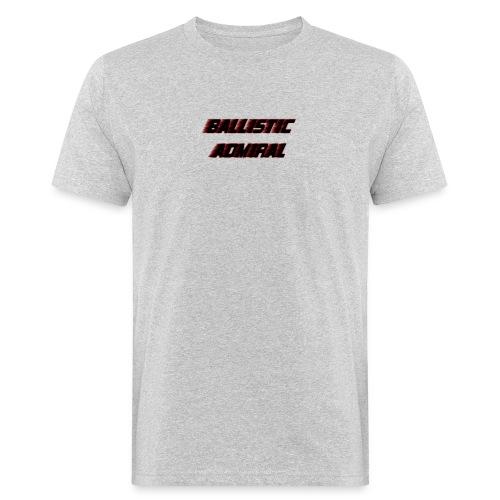 BallisticAdmiral - Mannen Bio-T-shirt