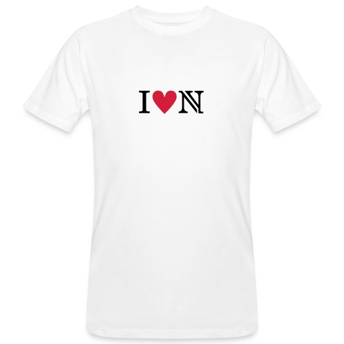 iloveNY2 - Männer Bio-T-Shirt