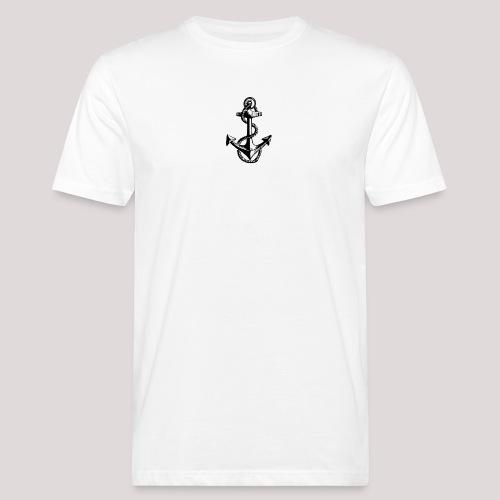 Anker - Männer Bio-T-Shirt