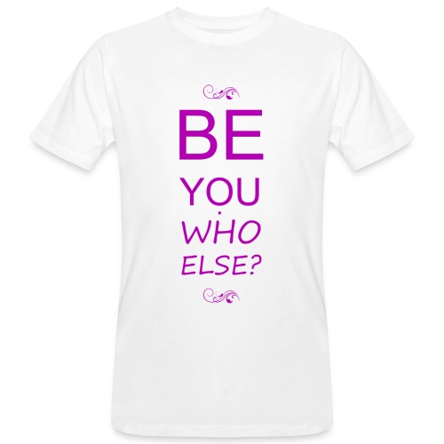 Sada Vidoo Fanklub for til hvid lys t shirt - Organic mænd