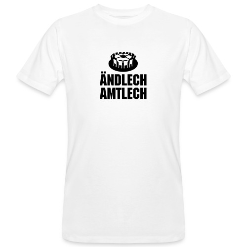 Amtl. bew. Meistershirt - Männer Bio-T-Shirt