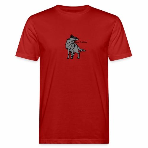 loup l'hiver vient - T-shirt bio Homme