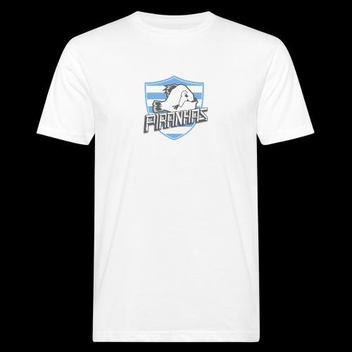 Logo Piranhas v5 - T-shirt bio Homme