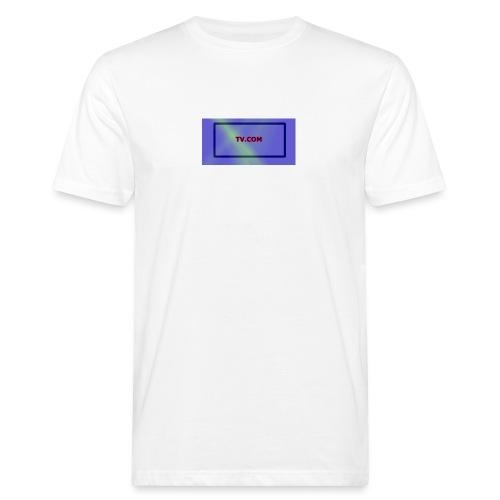 TV.COM - Miesten luonnonmukainen t-paita