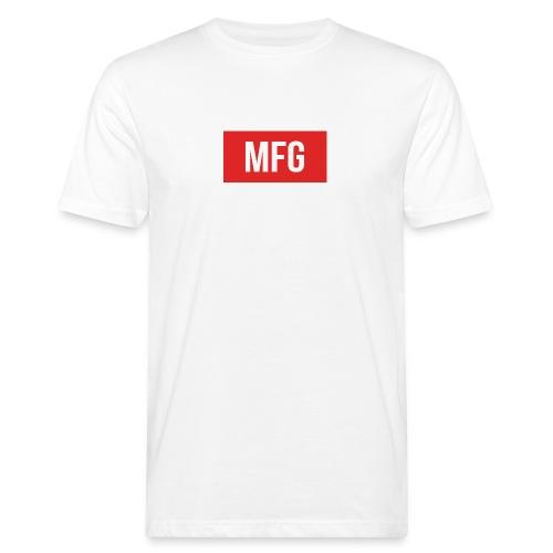 MFG on Youtube Logo - Men's Organic T-Shirt
