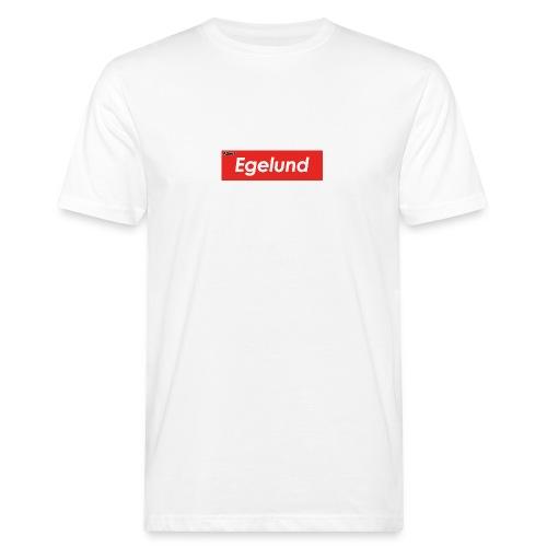 Albert Egelund Box Logo - Organic mænd