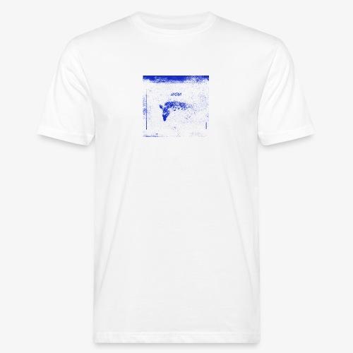 Hyena Blue - Ekologisk T-shirt herr