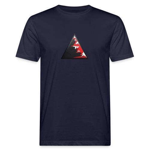 Climb high as a mountains to achieve high - Men's Organic T-Shirt