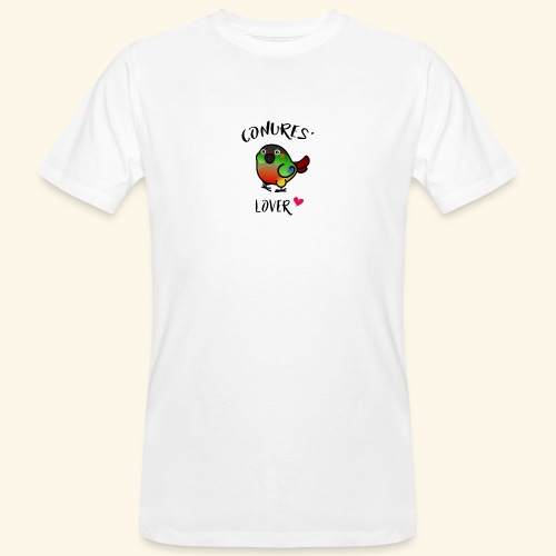 Conures' Lover: opaline - T-shirt bio Homme