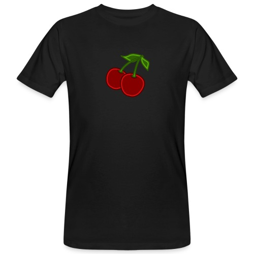 cherry - Ekologiczna koszulka męska