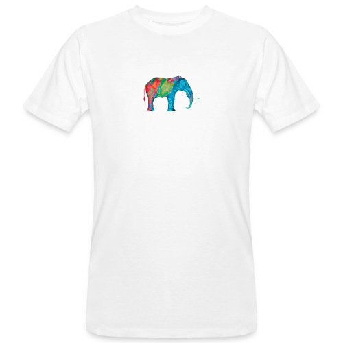 Elefant - Men's Organic T-Shirt