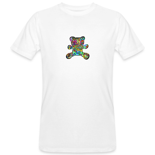 Have a colorful hug - Men's Organic T-Shirt