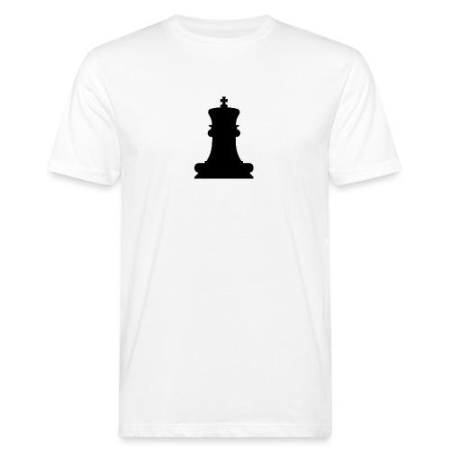 The Black King - Men's Organic T-Shirt