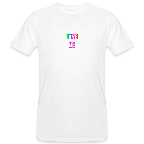 LoveMe - Camiseta ecológica hombre