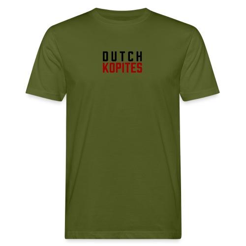 Dutch Kopites - Mannen Bio-T-shirt