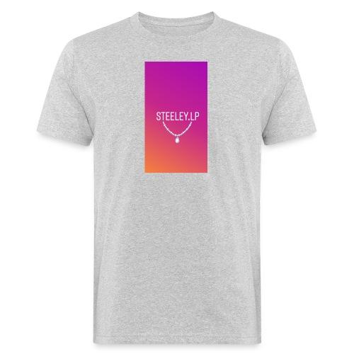 SteeleyLP👑 - Männer Bio-T-Shirt