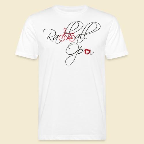Radball | Opa - Männer Bio-T-Shirt