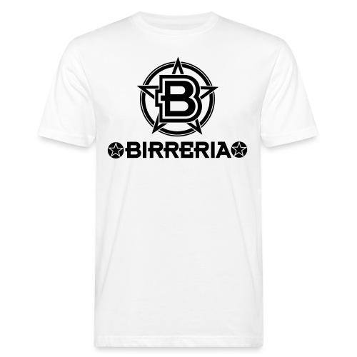 Logo Birreria 2021 Black - Männer Bio-T-Shirt