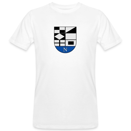 652px Coat of arms of Neringa Lithuania svg - Männer Bio-T-Shirt