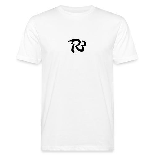 R3 MILITIA LOGO - Men's Organic T-Shirt