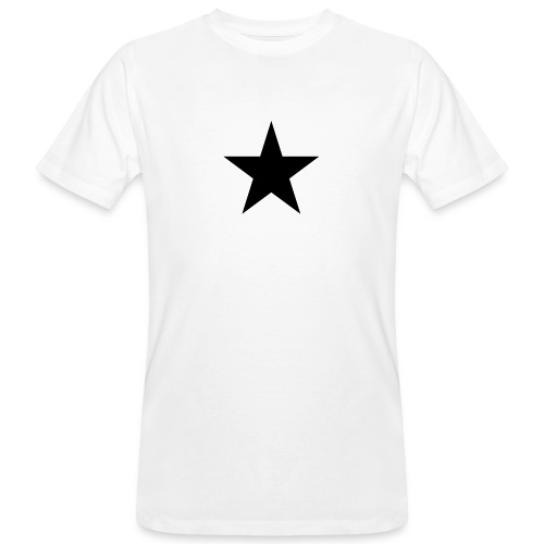Ardrossan St.Pauli Black Star - Men's Organic T-Shirt