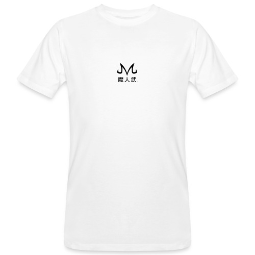 majin logo shirt - Mannen Bio-T-shirt