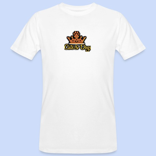 Official Cats&Dogs - Men's Organic T-Shirt