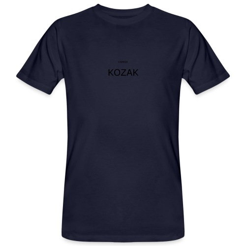 KOZAK - Ekologiczna koszulka męska