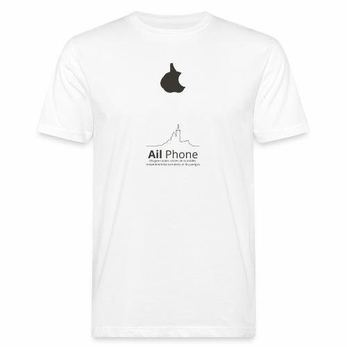 ailphoneok png - T-shirt bio Homme