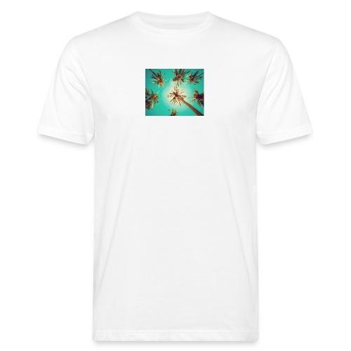palm pinterest jpg - Men's Organic T-Shirt